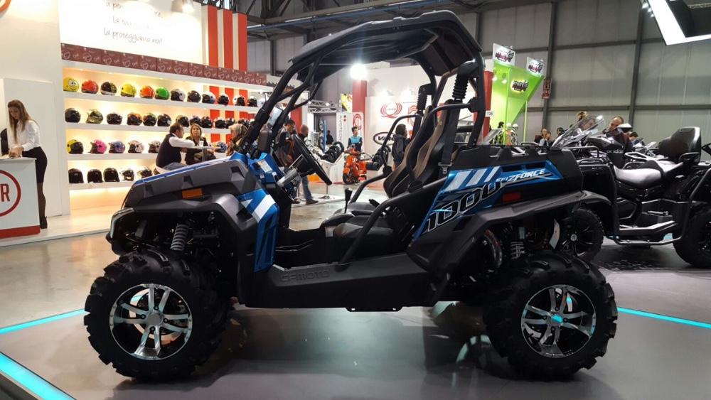 Cfmoto 1000cc 4x4 Side By Side Atv Utv For Sale Zforce