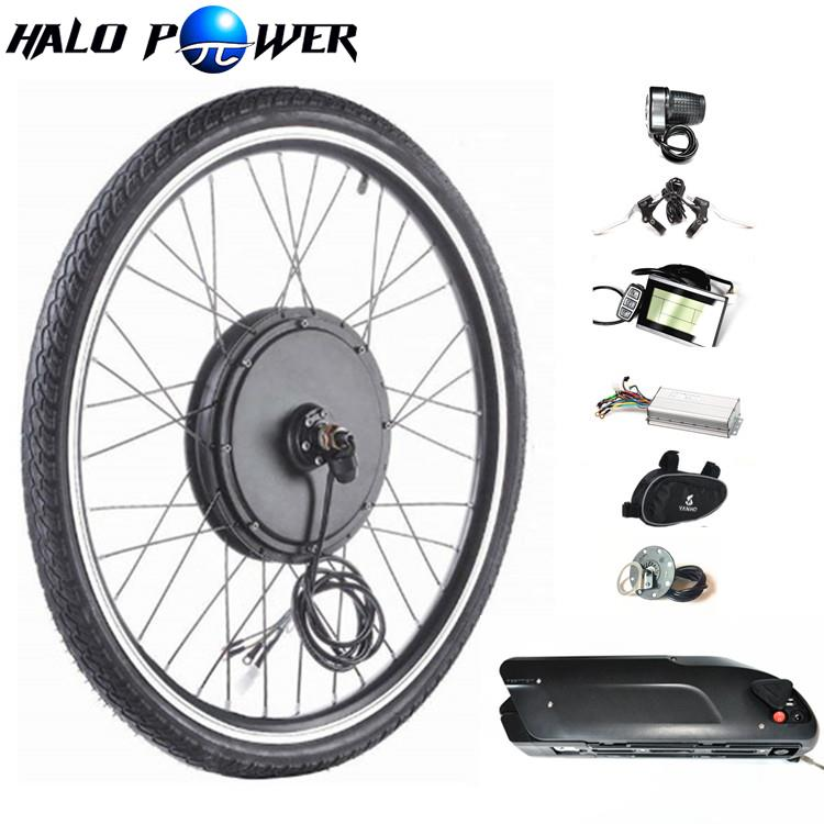 "16"" 20"" 24"" 26"" 28"" 29"" Powerful Electric bike kits 2000w electric bike conversion kits brushless hub motor 2000w"