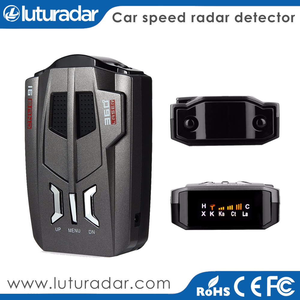 gps d tecteur de radar v9 voiture vitesse radar d tecteur de cam ra avec alarme vocale pour. Black Bedroom Furniture Sets. Home Design Ideas