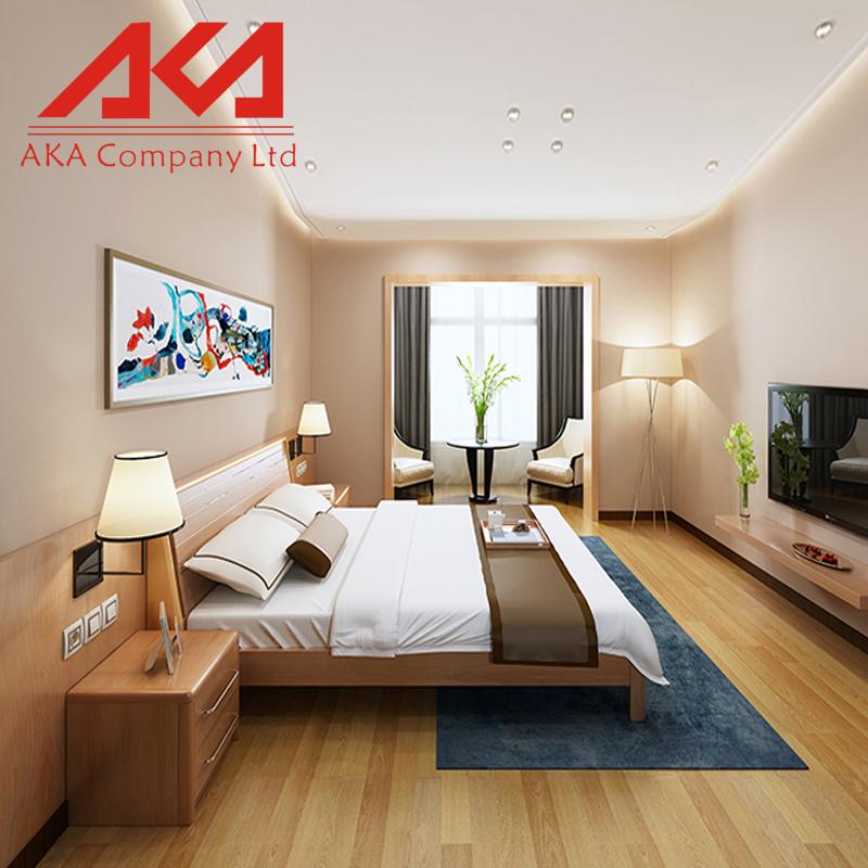 Muebles de dormitorio de madera de levantar la cama de for Gabinete de almacenamiento dormitorio