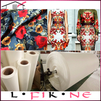 roll to roll sublimation tranfer paper for subliamtion printer