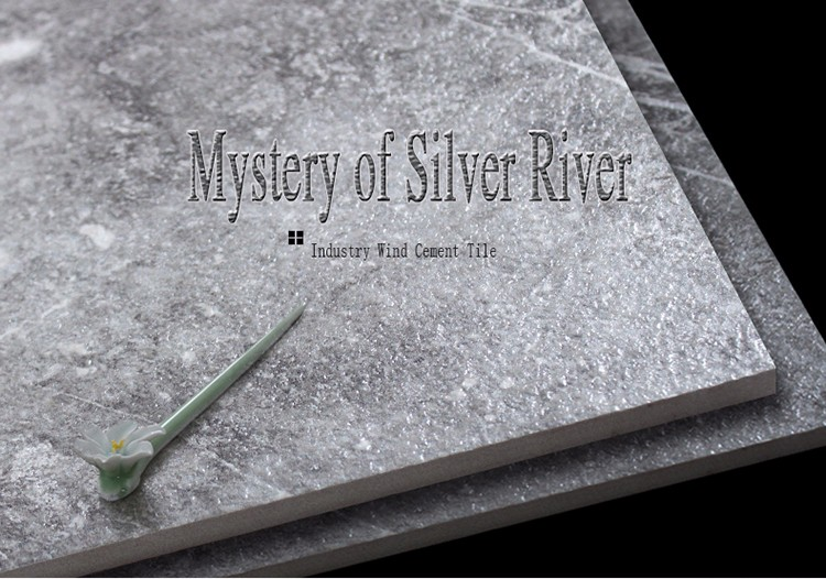 Foshan tegel fabriek industriële cement baksteen grijs porselein