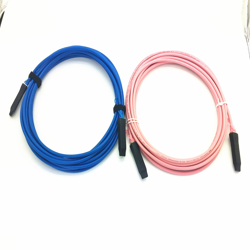 10G 0.5M Passive SFP+ Cable Pink DAC Copper Cable