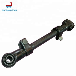 Semi heavy trailer adjustable torque arm