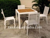 Outdoor Rattan Dining Table set Furniture GR9938