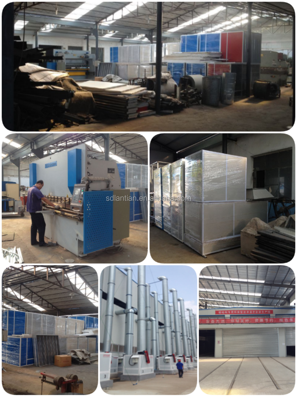 China Supplier Alibaba Paint Booth/car Paint Shop/auto Spray Booth ...