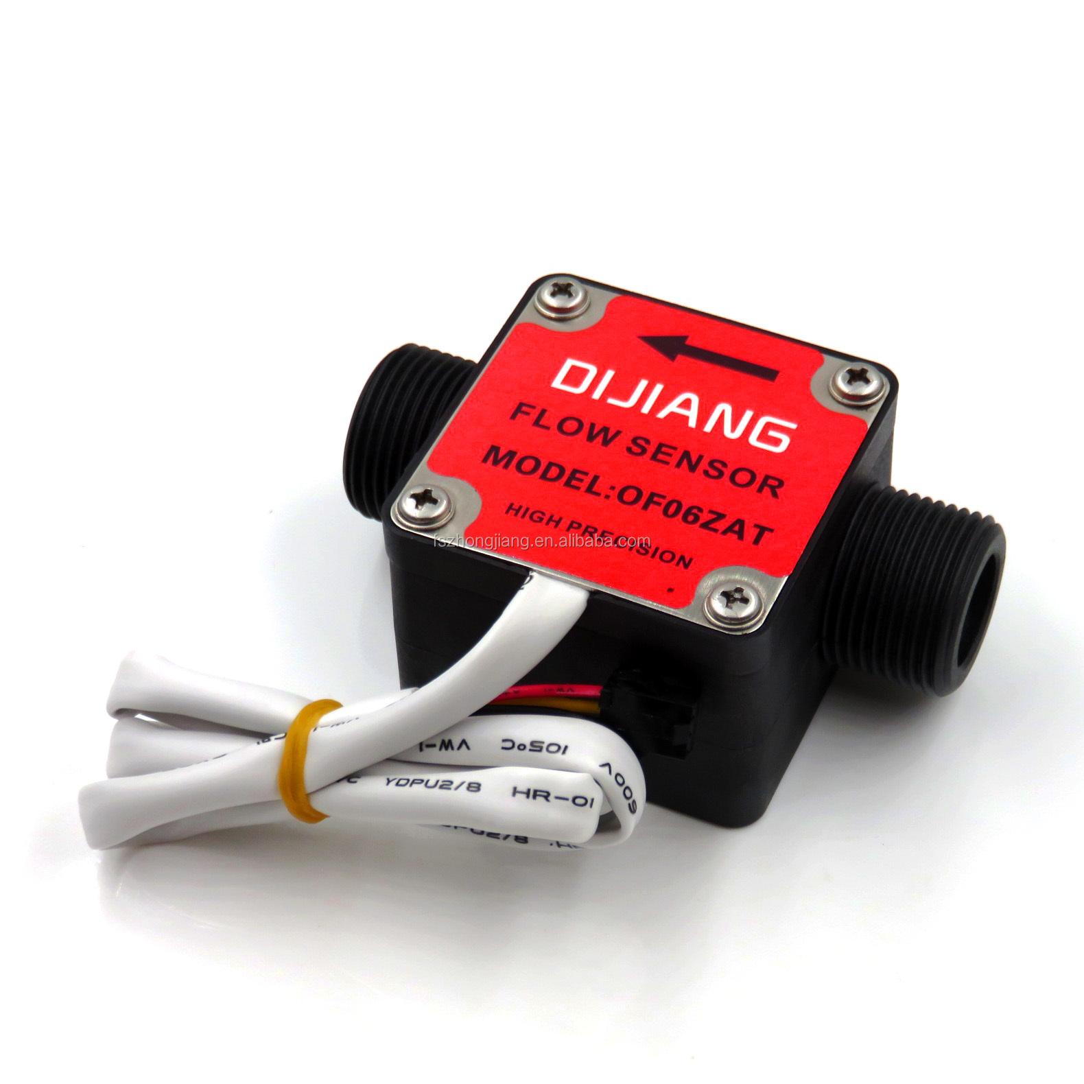 MARE OFO5ZAT Ovale Meter Gear Per La Benzina Diesel Latte Olio 0.5% di Alta Precisione Tasso di Flusso G1/2 Misuratore di Portata sensore