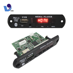MP3 MP4 MP5 Video Decoder Board Module Supports HD Decoding
