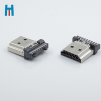 HM Hot sale micro usb to hdmi connector manufacturer