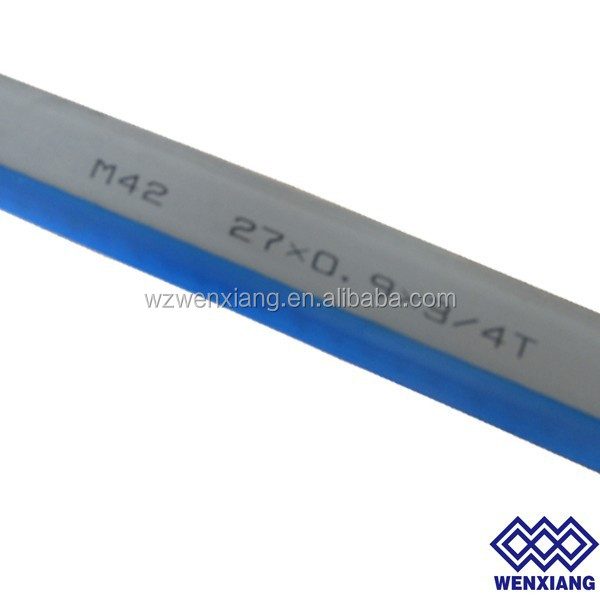 Metalworking tool M42 metal cutting band saw blades