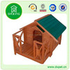 Premium 4FT Outdoor Large Cheap Wooden Dog Kennel DXDH015