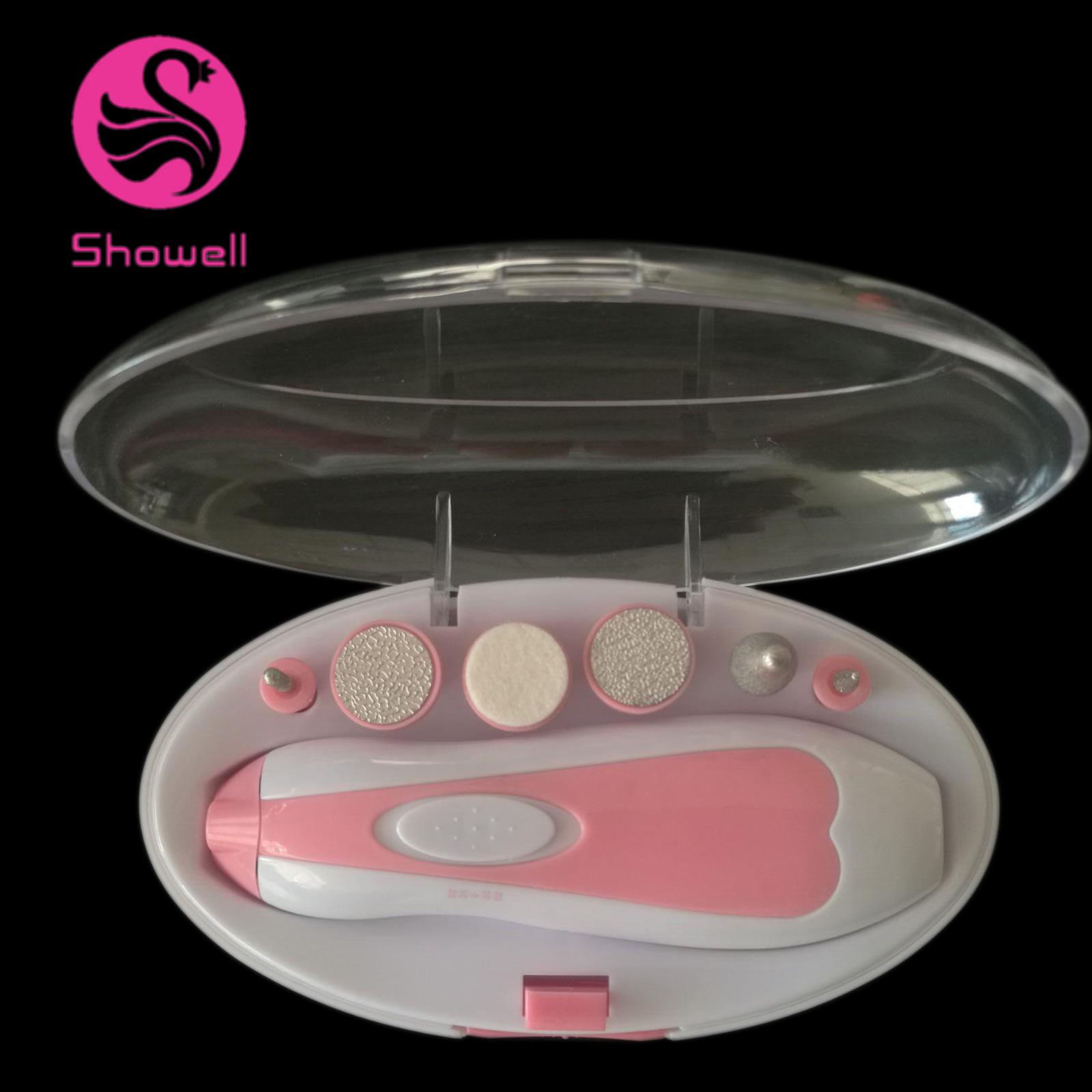 OEM Option automatic powerful manicure tools pedicure set (SA-2904)
