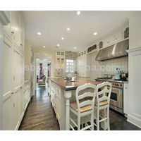 Good design ideas for glaze white kitchen cabinets