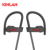 2018  IPX7 sweatproof sports earphones headphones bluetooth headsets