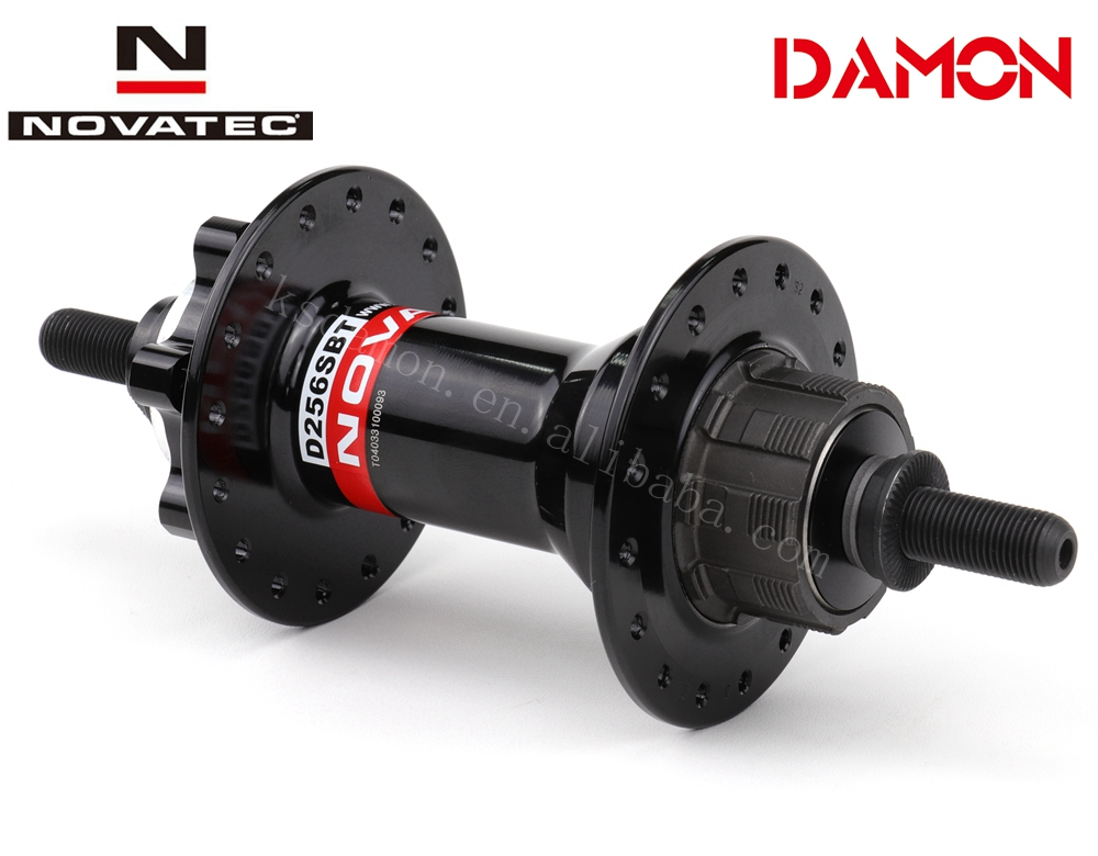 Novatec D256SBT Dirt Jump Single Speed 32 Holes 13 15 16 18T Bicycle Rear Hubs