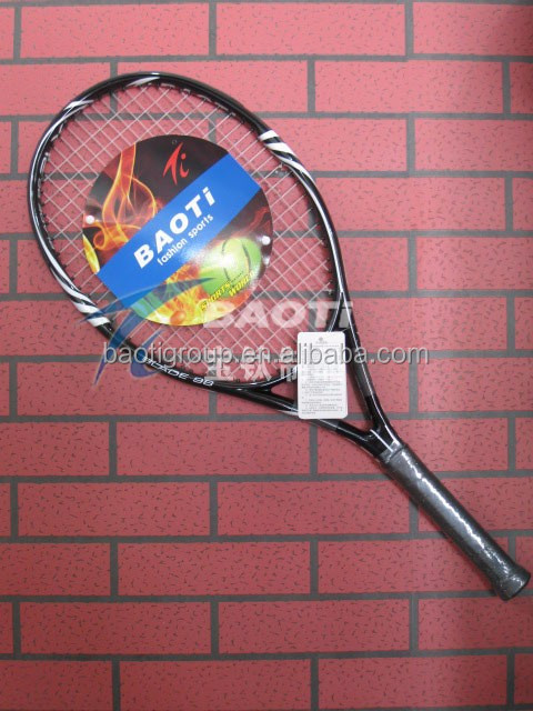 BAOTI best quality titanium carbon paddle racket
