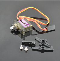MG90S Metal Gear Micro Servo Motor For Rc Helicopter/Quadcopter/Robot Upgraded SG90
