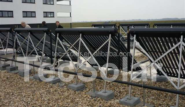 Solar Thermal system Evacuated tube Heat pipe collector (58PA007)