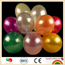China Balloon supplier For Hot Sale 9 inch and 12 inch latex round balloons advertising price