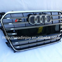 Complete Front Grill Foraudi A4/s4 - Buy Grill A4/s4 Grill Centre ...