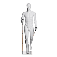 FC03 Strong muscle sports mannequin high quality muscular male custom mannequin