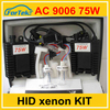 Factory price 18months warranty xenon hid kit 24v 9004 75w hid driving light