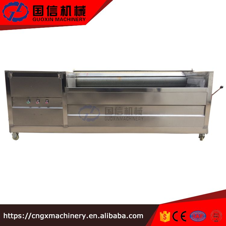 Trustworthy taro peeler high efficient taro vegetable peeling machine taro skin remover