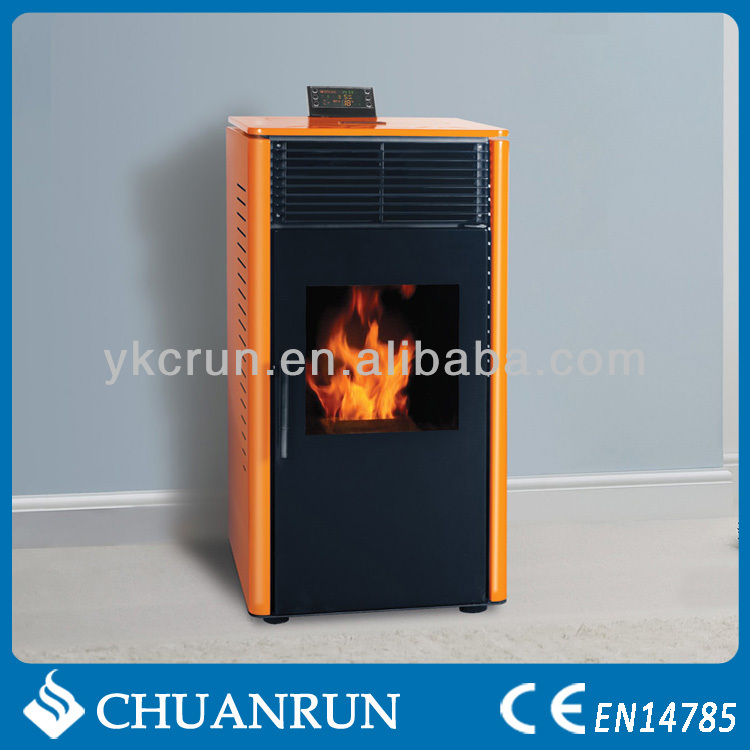 Are wood pellet stoves energy efficient?
