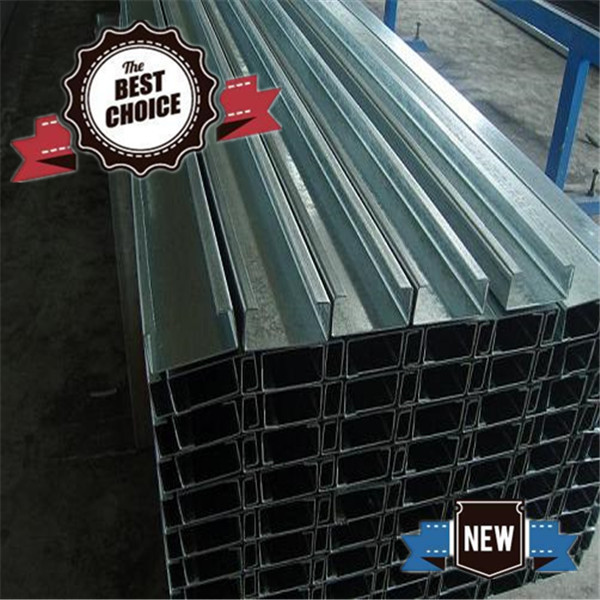 C Channel Purlins For Building Z Steel Purlins Sizes South