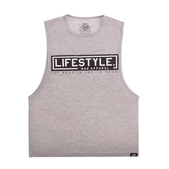 Custom Breathable Cotton Fitness Mens Sports Gym Summer Athletic Yoga Plain  Gym Tank Top