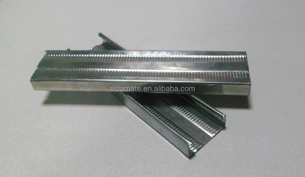 Indonesia Suspend Ceiling System Metal Batten Reng Furring Channel ...