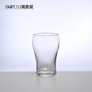 Custom pint glass display beer pint glasses drinking glass beer cups 285ml pint glass for beer