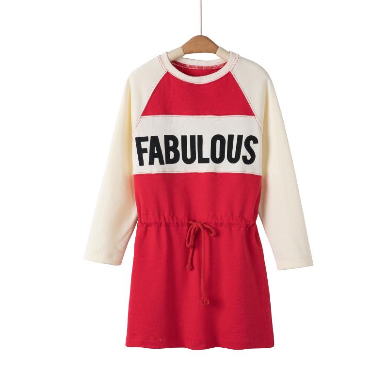 495ef14d120 2019 versión coreana de los nuevos niños Niñas Ropa niñas vestido de Camisa  larga
