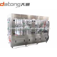Professional carbonated soda drink production machine manufactured in China