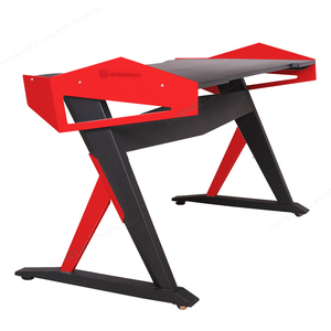 Wholesale low price pc modern expandable computer gaming desk
