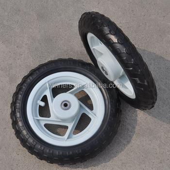 10 12 Enfants Velo Remorque Roue Pliable Chariot Roue Buy Roues De Remorque De 10 Pouces Roues De Velo 12 Pouces Grandes Roues De Wagon Product On