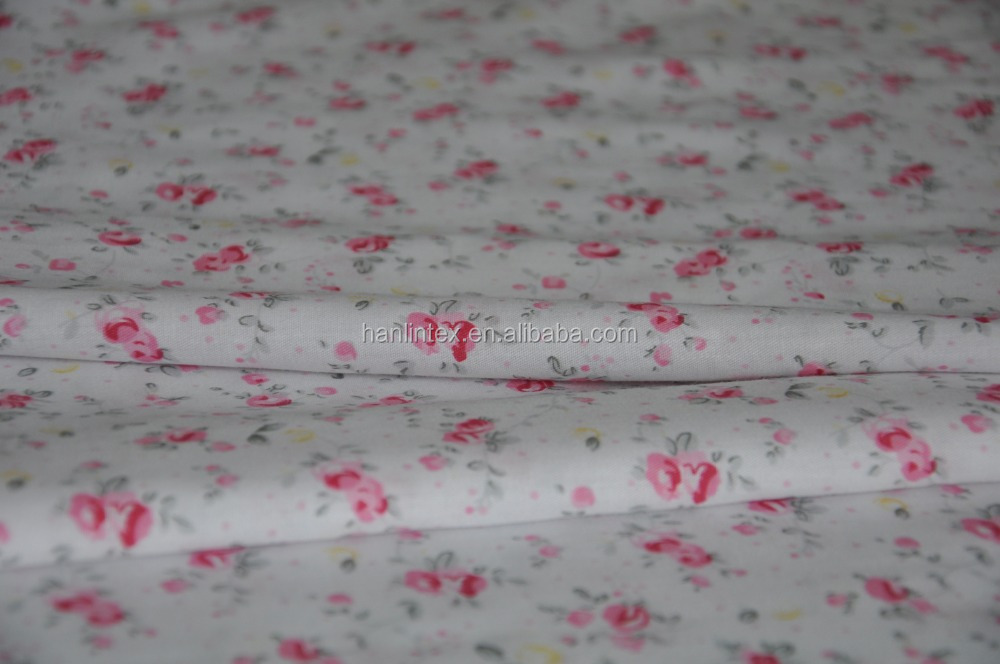 Custom printed 100% cotton fabric for diaper, stock designs