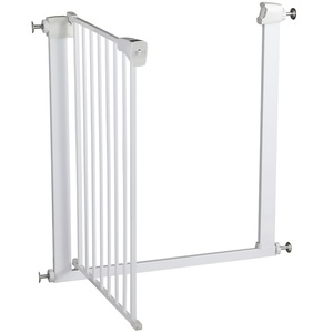 Factory Price Steel Tube Material Child Safety Gate For Stair
