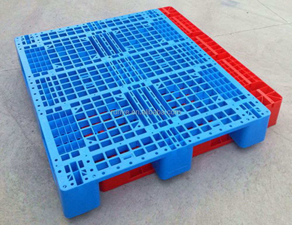 Hot Sale Used Plastic Pallets Single Tray For Packing
