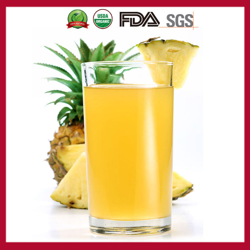 Sugar Free Pineapple Juice Concentrate at Factory Price