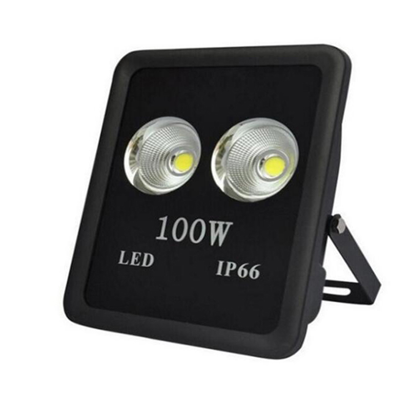 Waterproof aluminum road reflector 100W led flood light Shenzhen