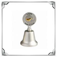 custom souvenir metal table bell