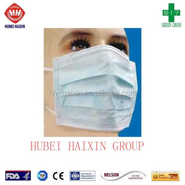 Safety healthy nonwoven material for disposable face mask manufacturer(sample free)
