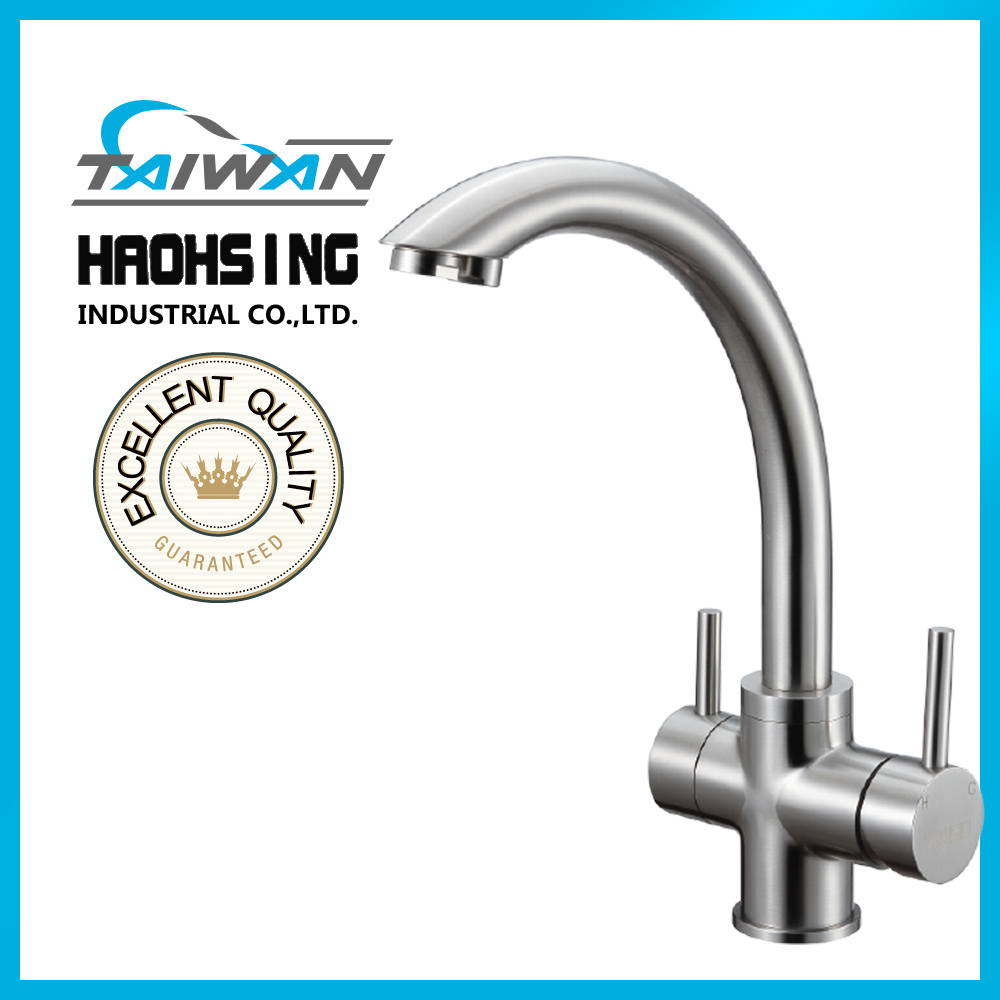 stainless steel water saving faucet drinking fountain faucet