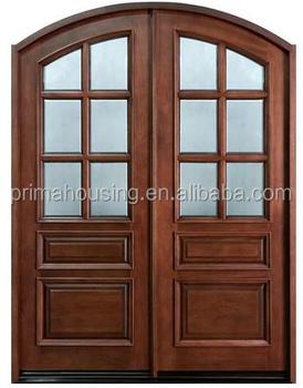 High End Solid Wooden Door