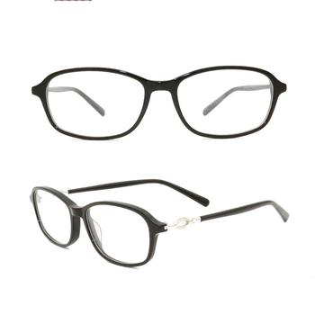 Slim Temple Stock Optical Small Frame Reading Glasses For Men From ...