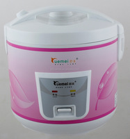 vegetables rice cooker