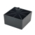 China Factory 60mm Height Modern With Custom Shape Black Sofa Legs
