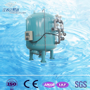 Automatic Backwash Single Pass Sand Filter Machine/sand Filter System For  Pure Water Treatment - Buy Sand Filter Machine,Sand Filter System,Sand