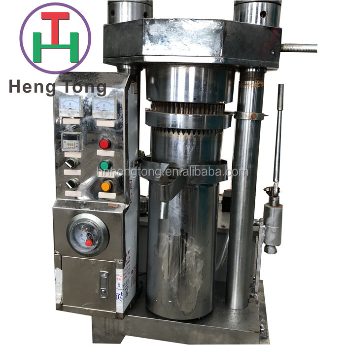 6YZ-180 Model High Pressure Hydraulic oil press machine with olive avocado sale in Mexico